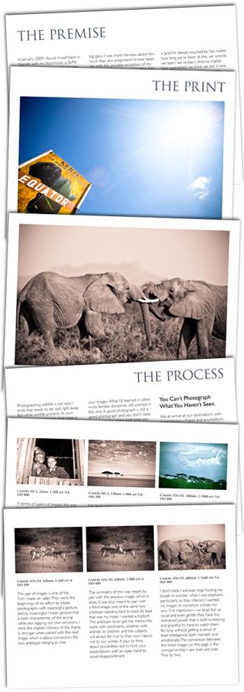 Safari, A Monograph